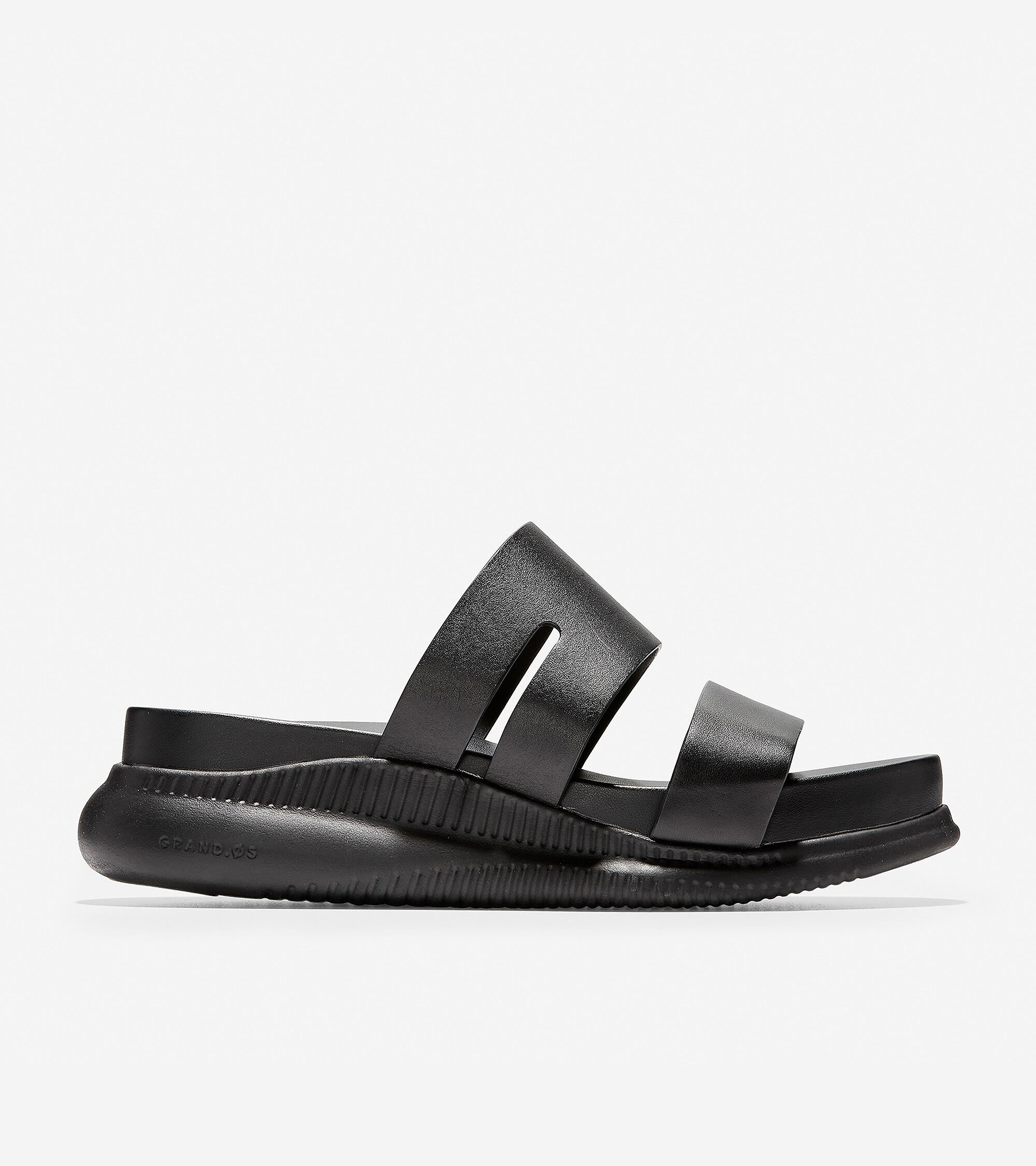 Slotted Slide Sandal