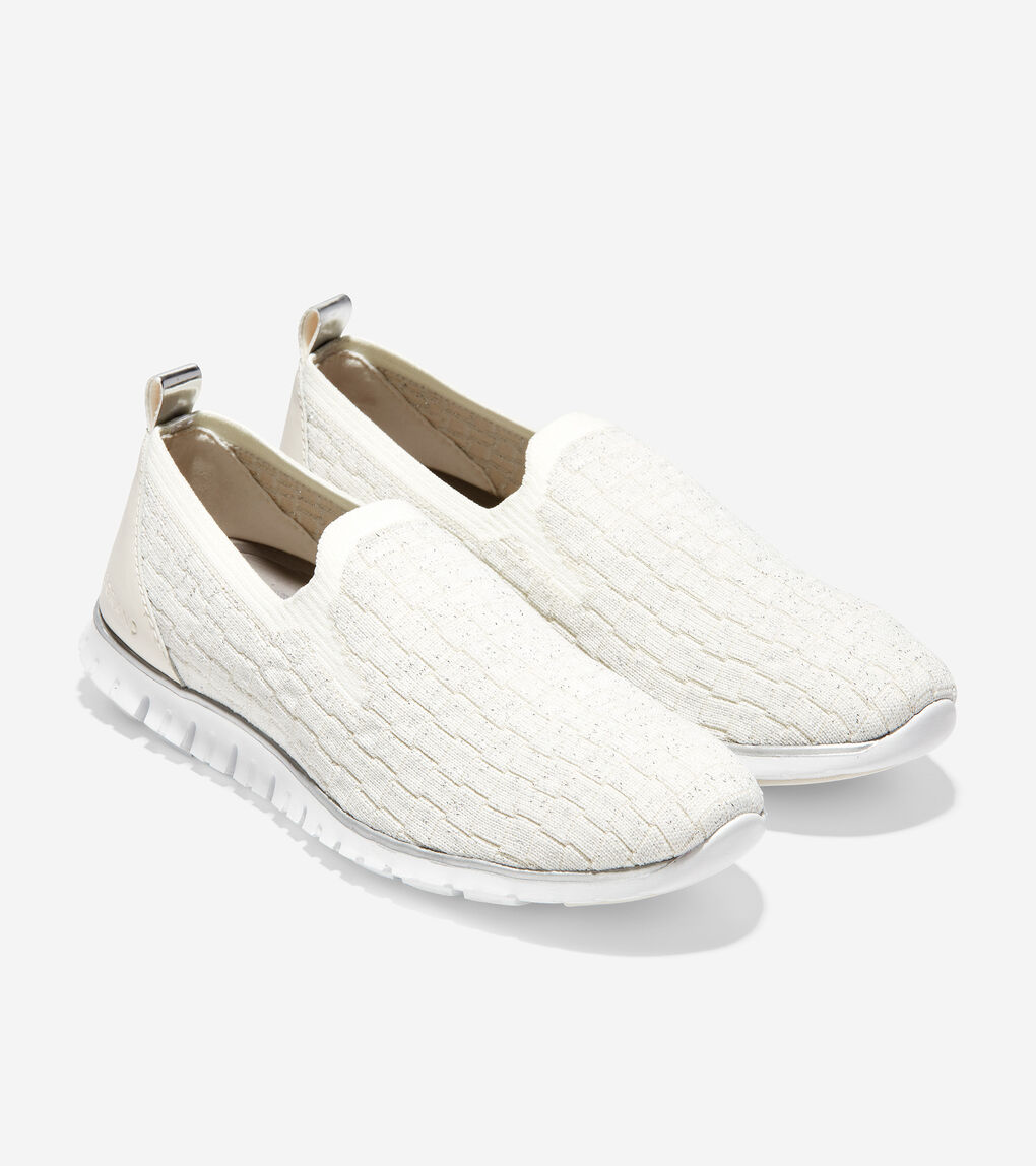 WOMENS ZERØGRAND Distance Slip-On Sneaker