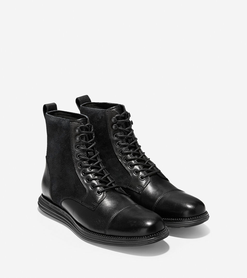 picked up discount collection rational construction ØriginalGrand Cap Toe Boot