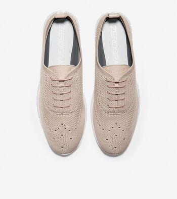 Women's ZERØGRAND Oxford with Stitchlite™