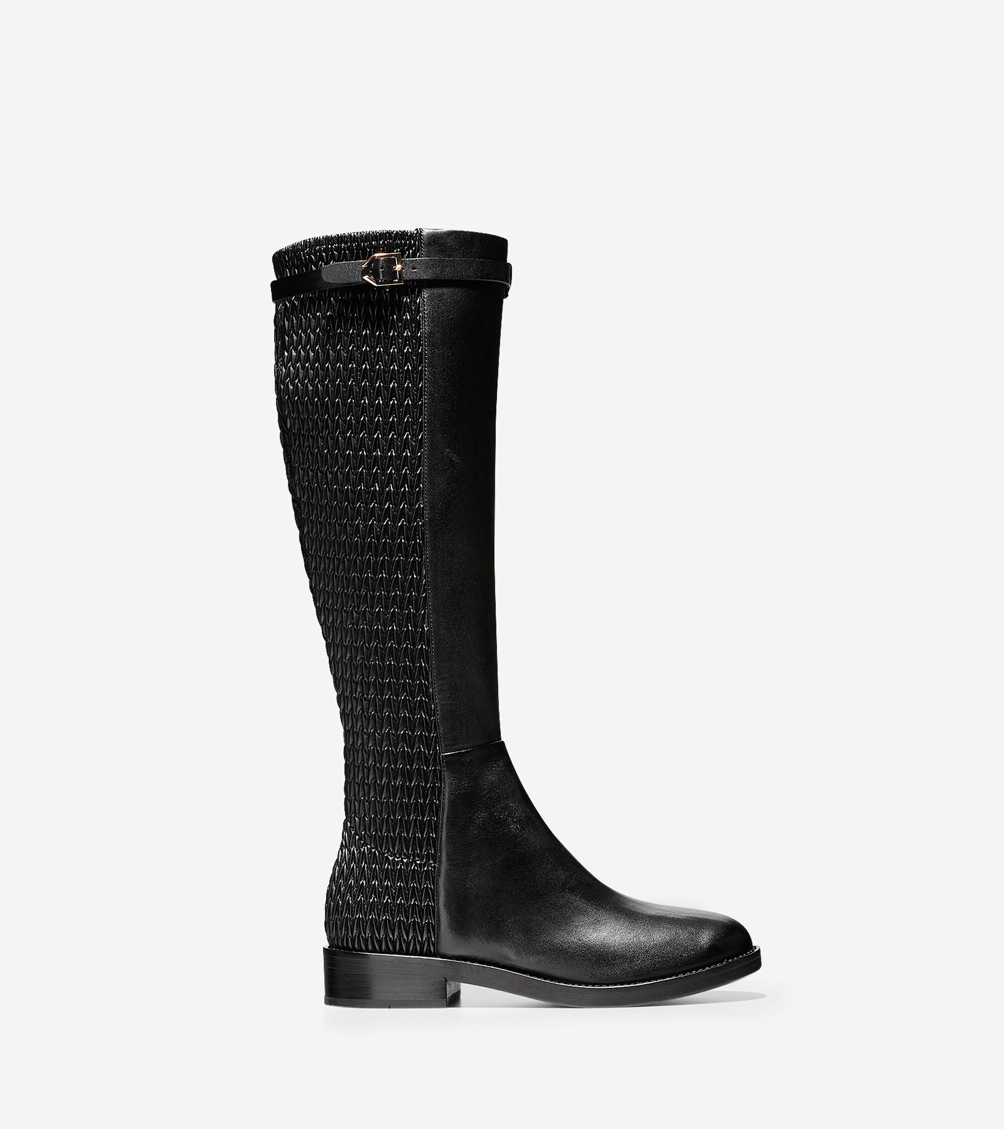 32fe392d168 Women s Lexi Grand Stretch Strap Boots in Black