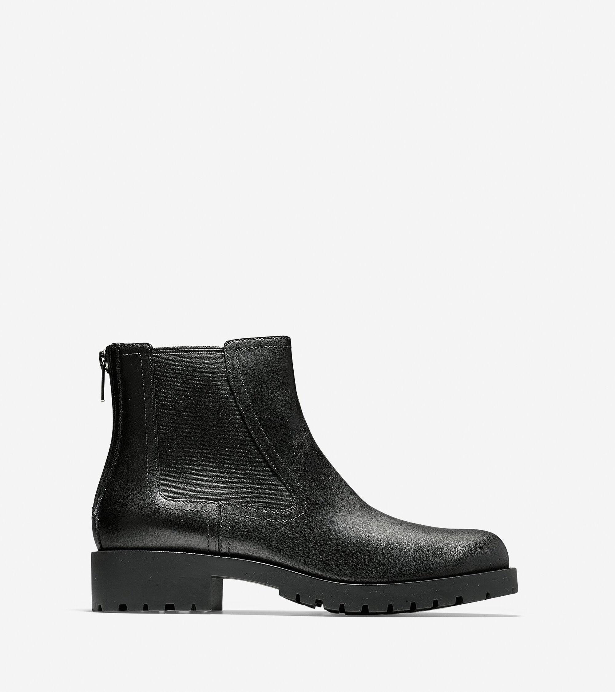 0ac21864ca0 Women s Stanton Waterproof Chelsea Boots in Black