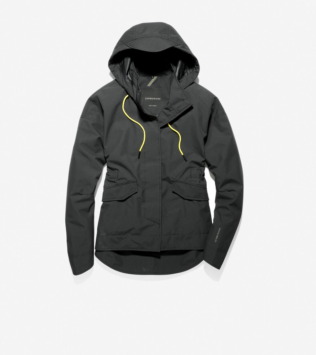 Womens ZERØGRAND City Jacket