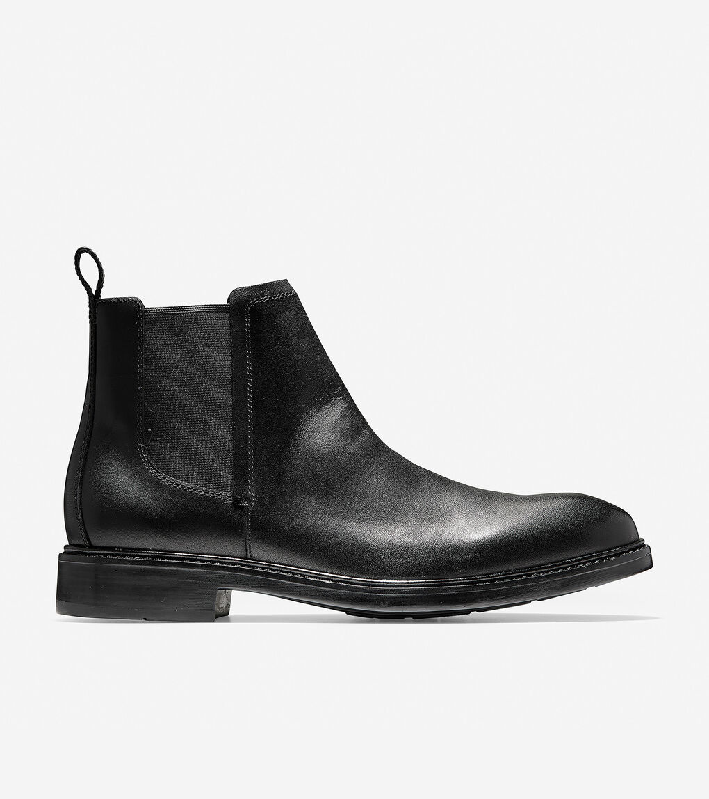 Mens Kennedy Grand Chelsea Boot