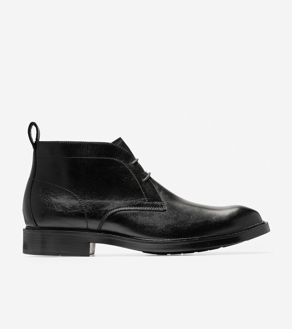 Mens Kennedy Grand Chukka Boot