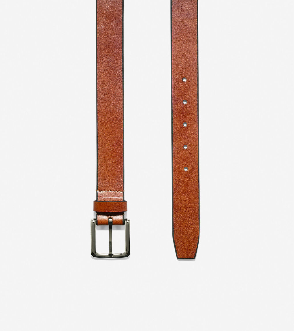 fa415c86b3 Men's Washington Grand 32mm Belt in British Tan Leather | Cole Haan US