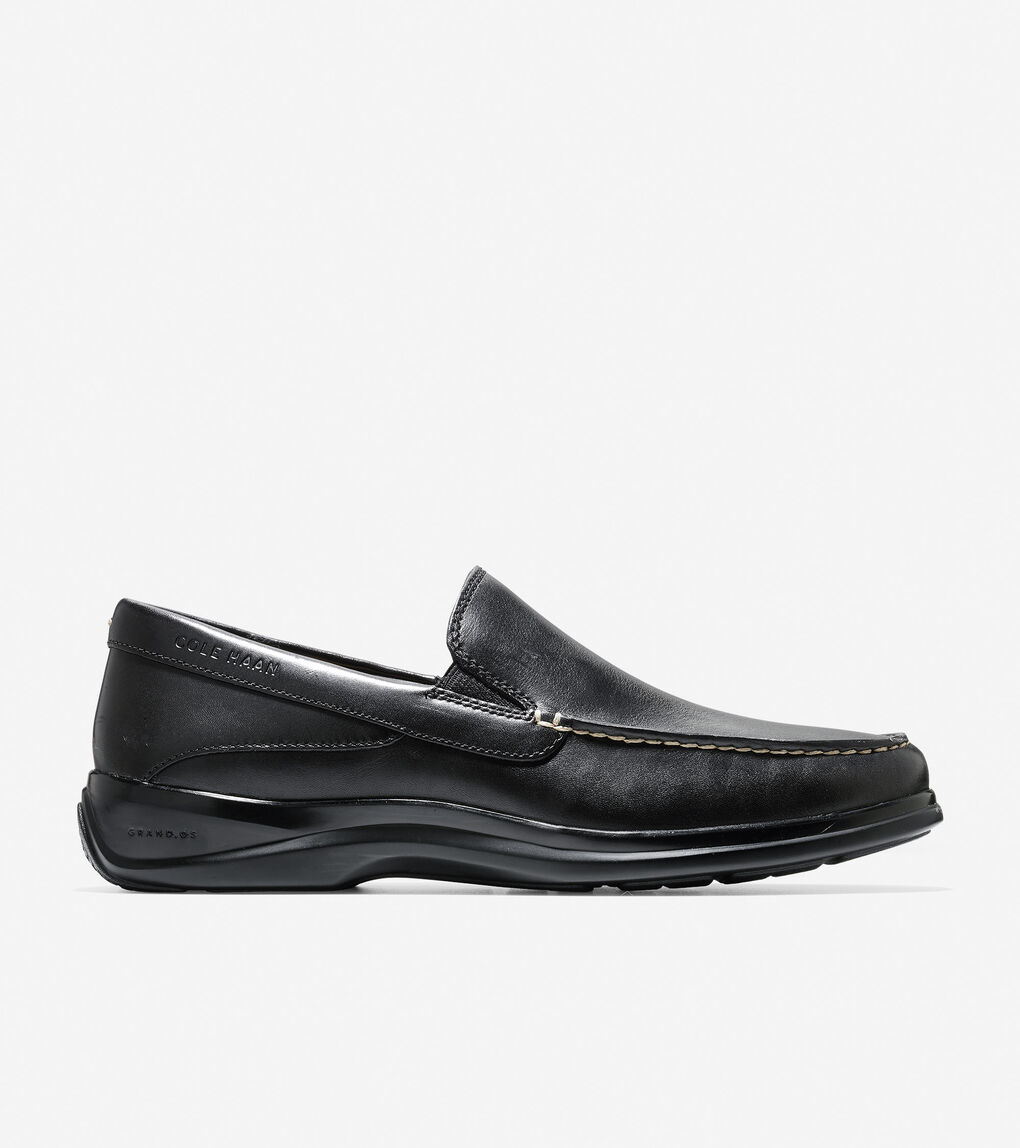Mens Santa Barbara Twin Gore Loafer