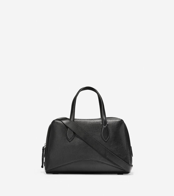 Handbags > ZERØGRAND Leather Satchel