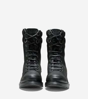 Women's Lockridge Waterproof Double Collar Lace Boot