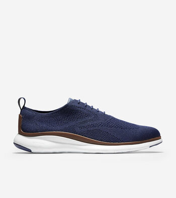 Men's 3.ZERØGRAND Oxford with Stitchlite™