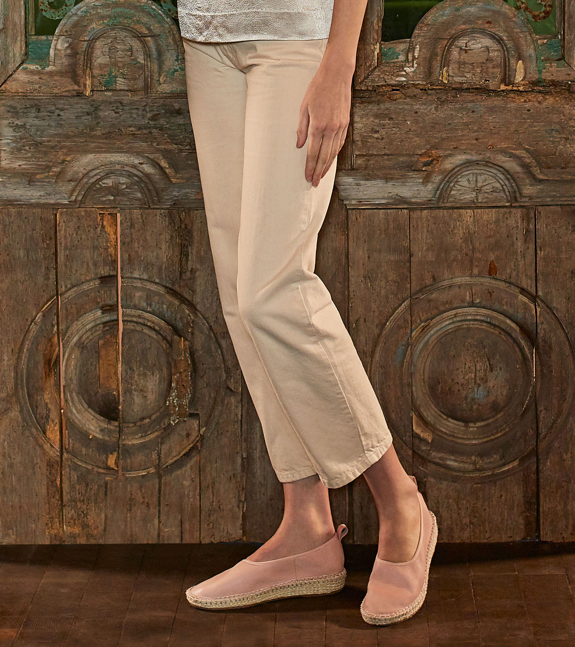 5196ea472c5 Women s Cloudfeel Espadrille Wedges in Mahogany Rose