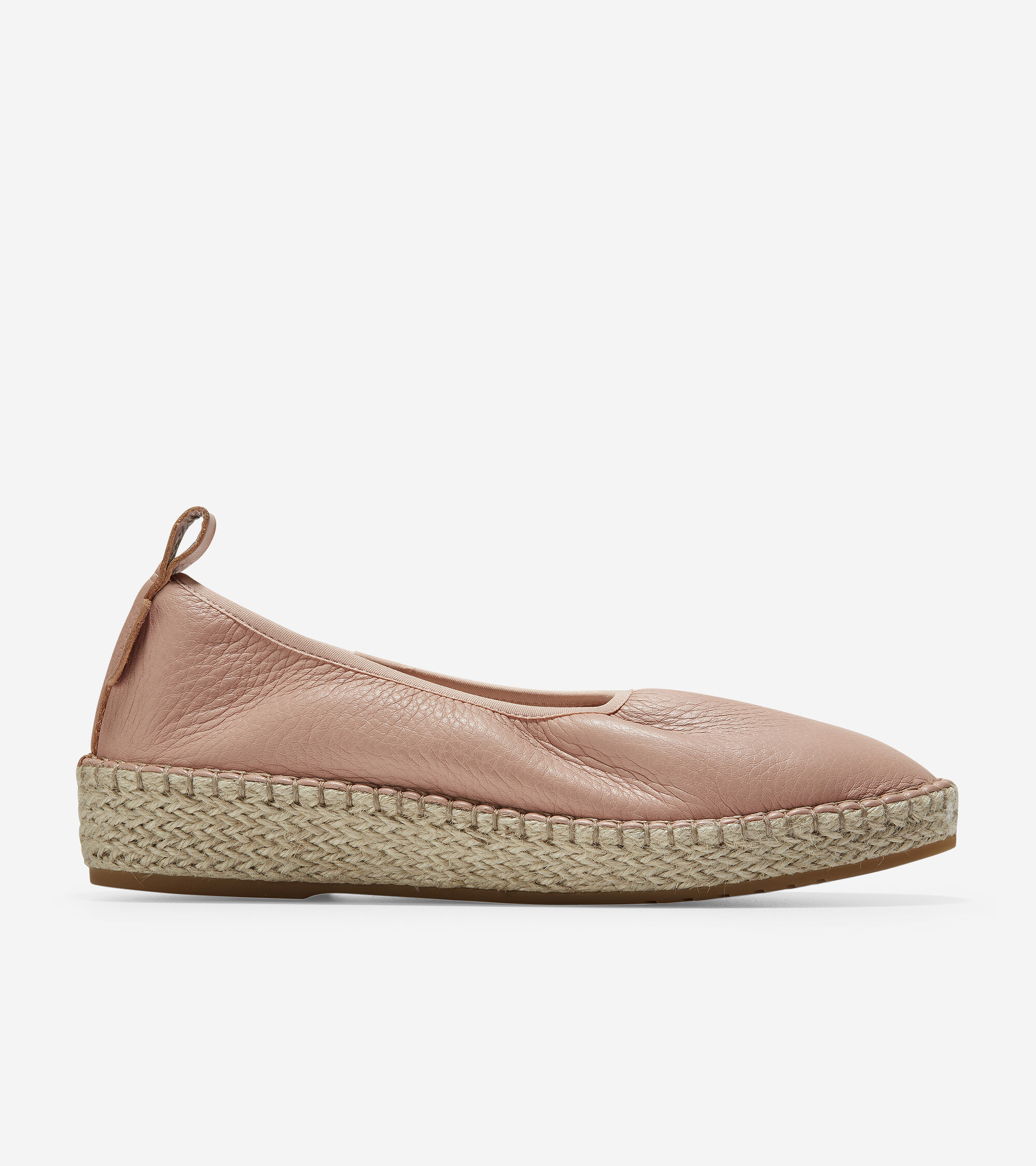 7393fe92a56e Women s Cloudfeel Espadrille Wedges in Mahogany Rose