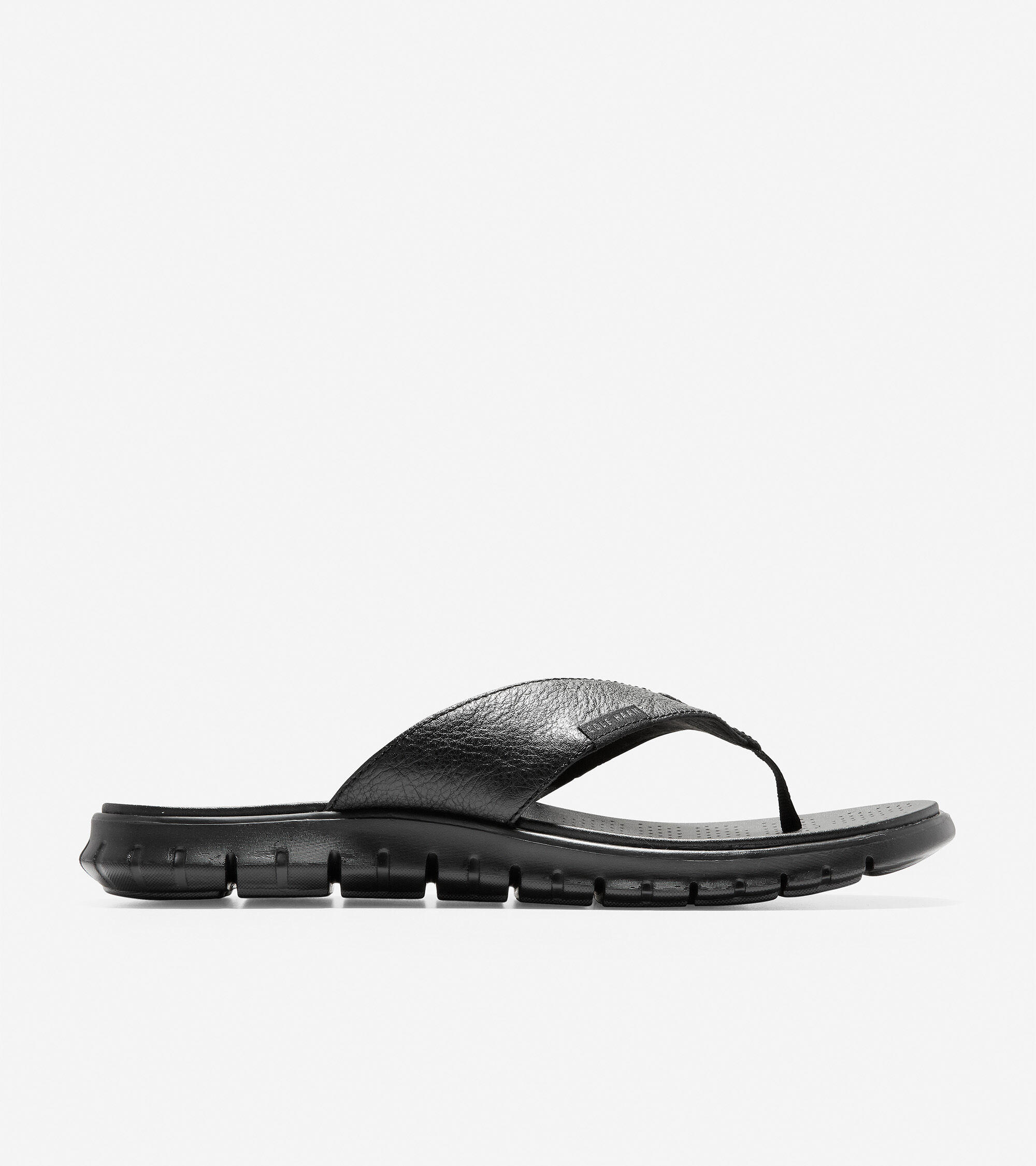 11931d2c91ce Men s ZEROGRAND Thong Sandals in Black