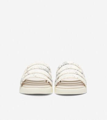 Women's ZERØGRAND Multi Strap Sandal
