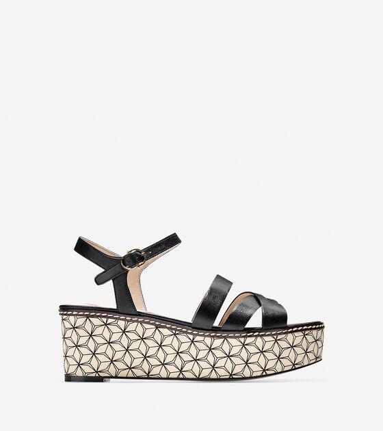 Shoes > Jianna Wedge Sandal (55mm)