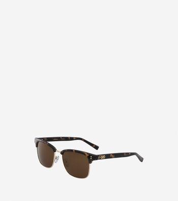Square Clubmaster Sunglasses