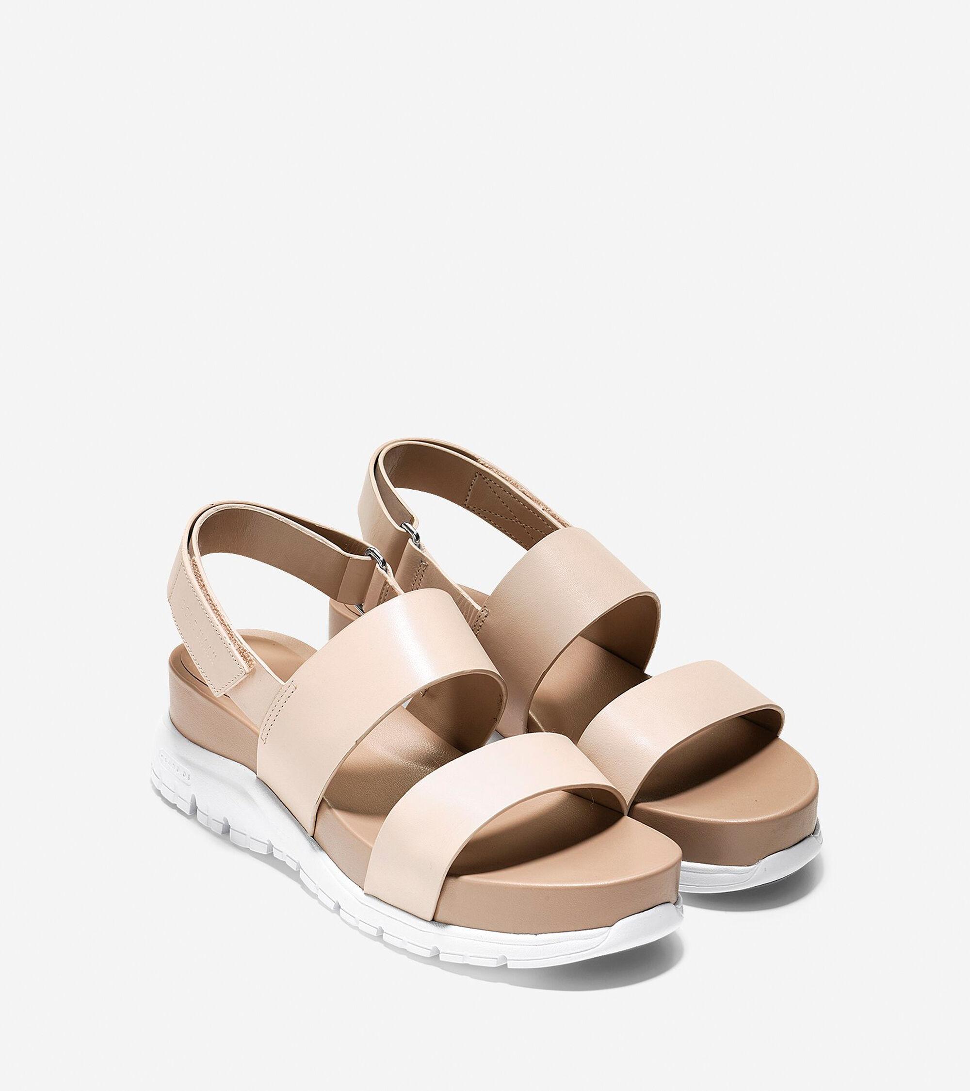 2600cf0deec Women s ZEROGRAND Slide Sandals in Sandshell
