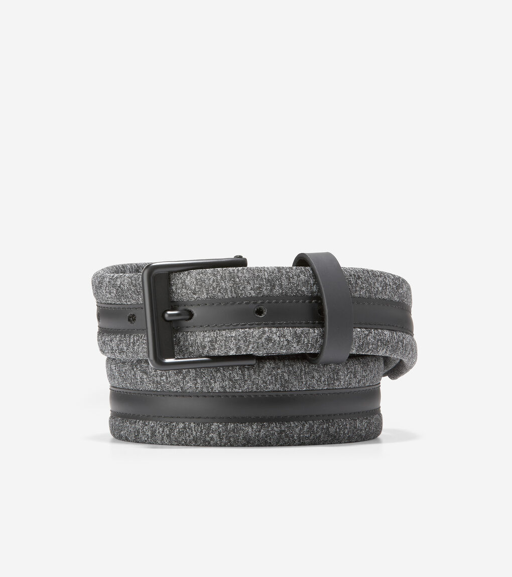 MENS ZERØGRAND Neoprene 35mm Belt