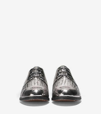 Jagger Grand Weave Oxford