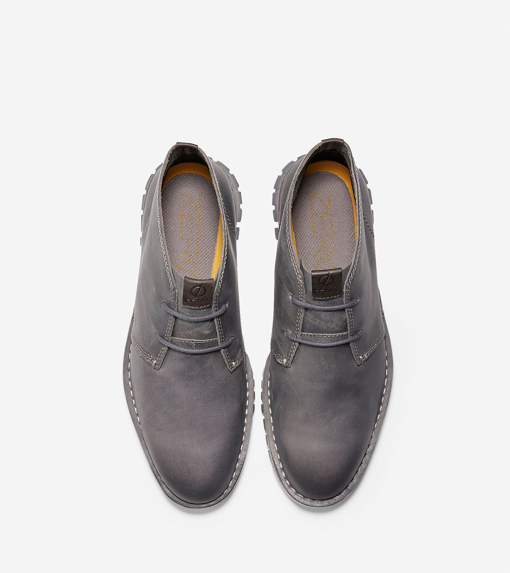 ... Chukka · Men's ZERØGRAND Stitch Out ...