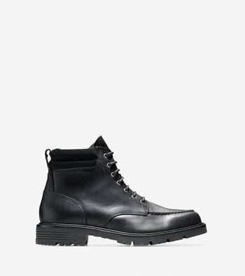 Grantland Waterproof Lace Boot