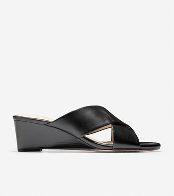 Adley Grand Wedge Sandal (50MM)
