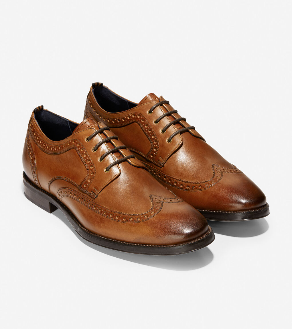 Mens Jefferson Grand 2.0 Wingtip Oxford