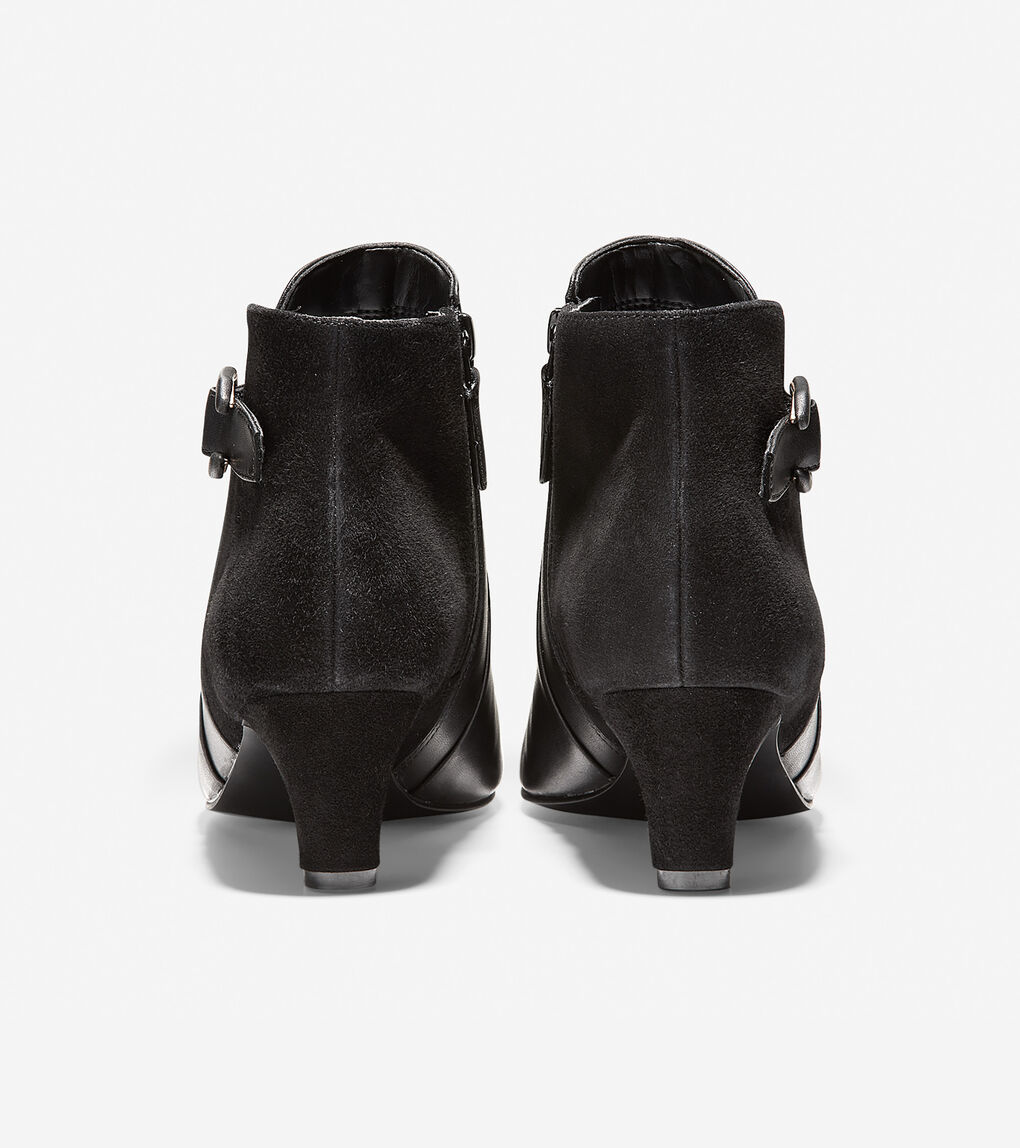 Womens Sylvia Bootie (50mm)