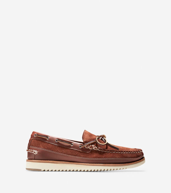 Loafers & Drivers > Men's Pinch Rugged Camp Moc Loafer
