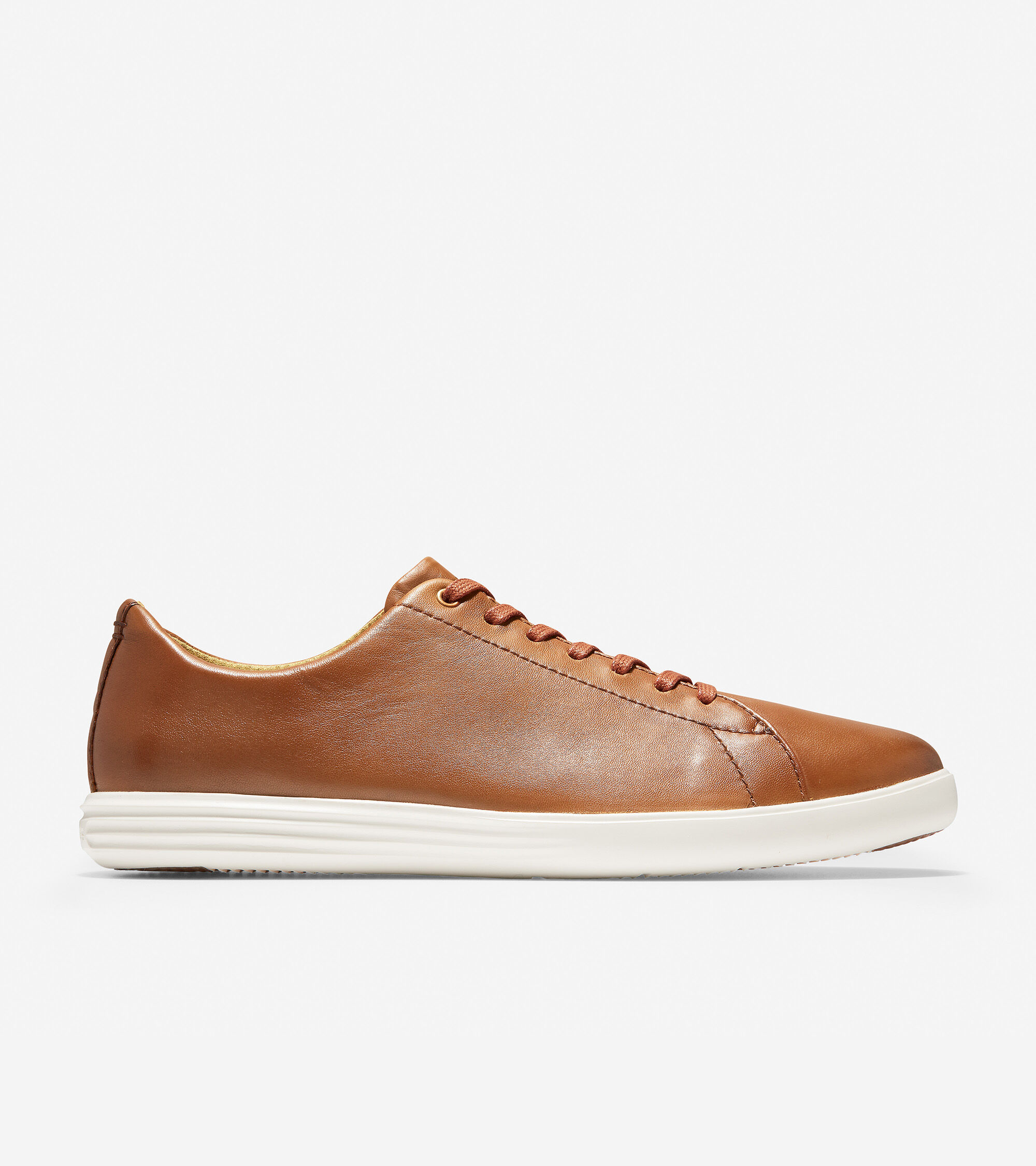 Men's Grand Crosscourt Sneaker in Tan