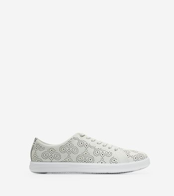 Women's Grand Crosscourt Perforated Sneaker