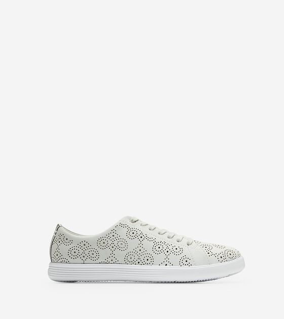 Shoes > Women's Grand Crosscourt Perforated Sneaker