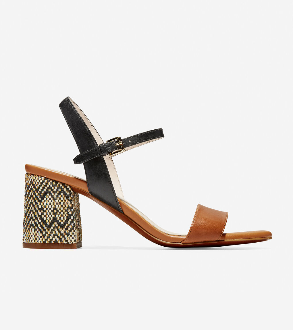 Womens Josie Block Heel Sandal (65mm)