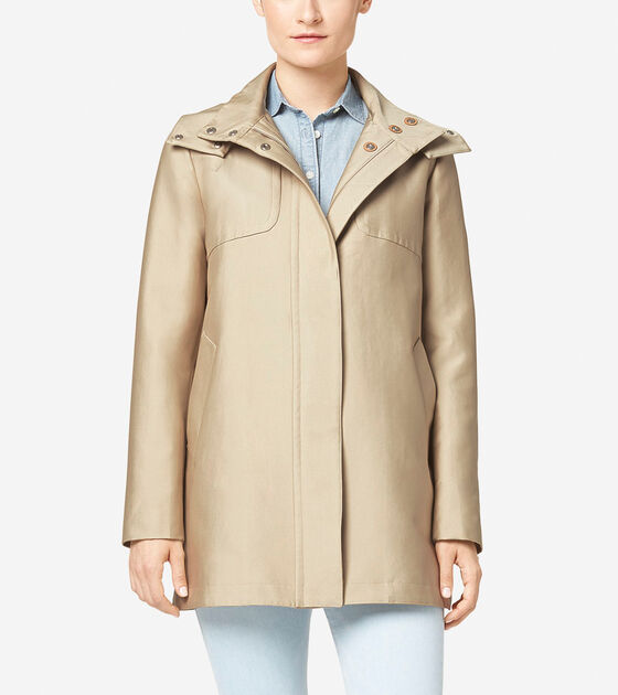 Outerwear > A-Line Anorak