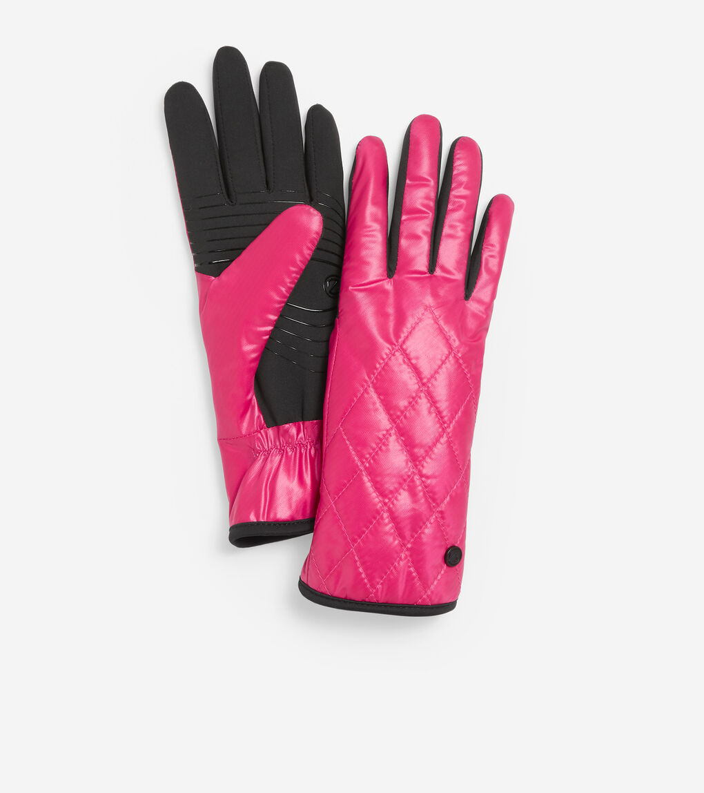 WOMENS ZERØGRAND All-Weather Quilted Glove