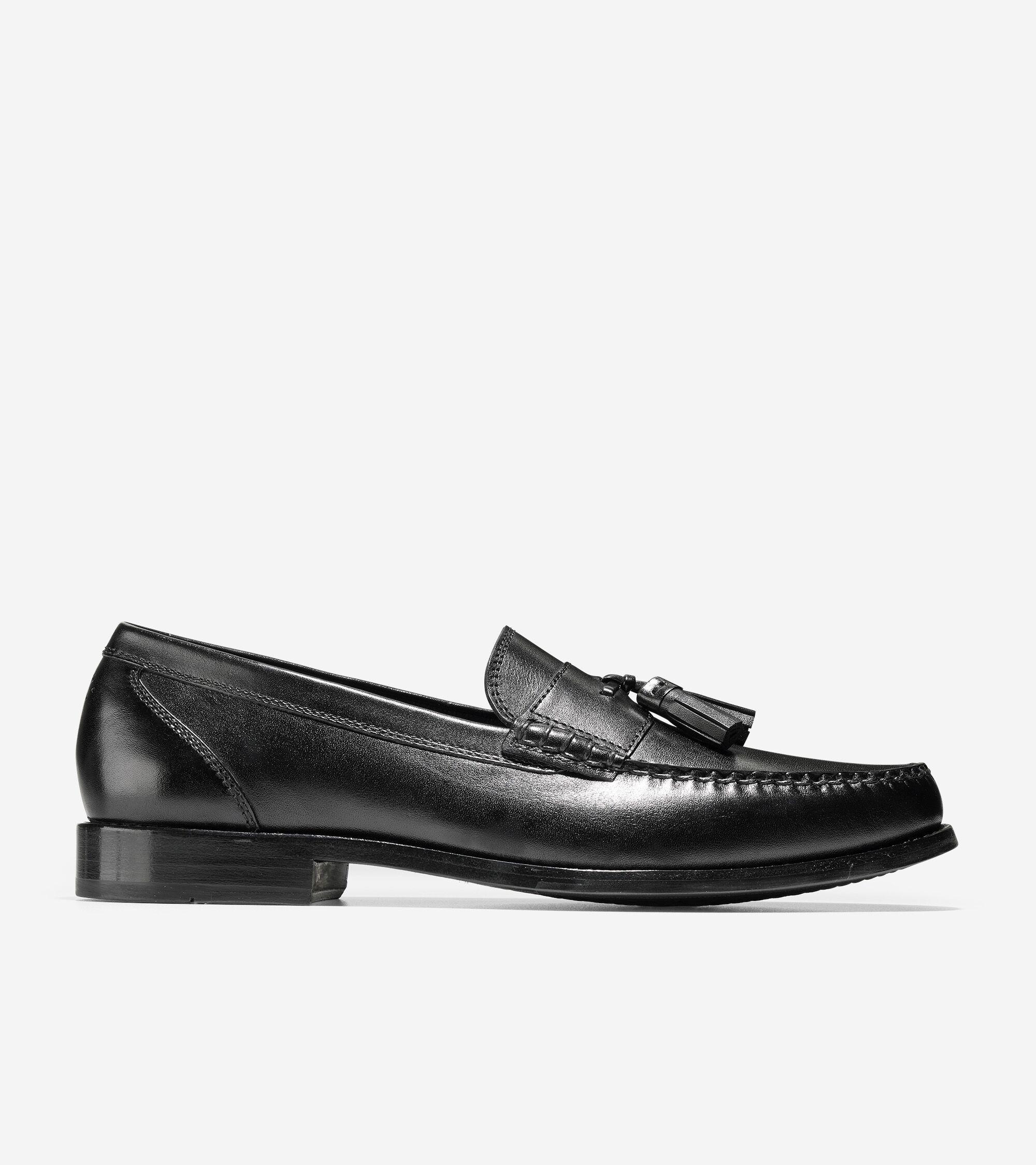 01f2c4d16b1 Men s Pinch Grand Classic Tassel Loafers in Black
