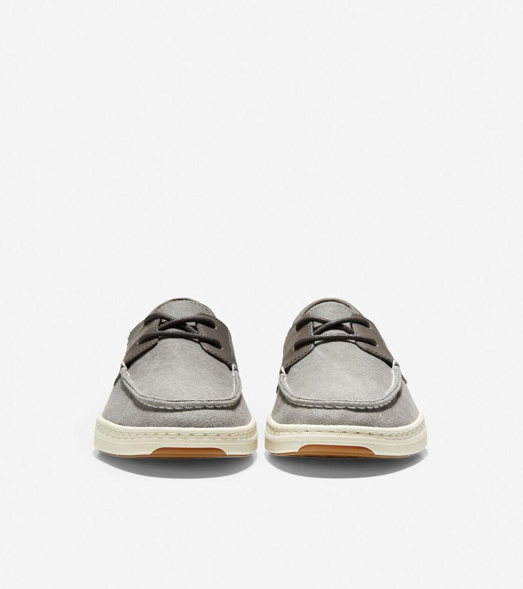 MENS Cloudfeel Boat Shoe