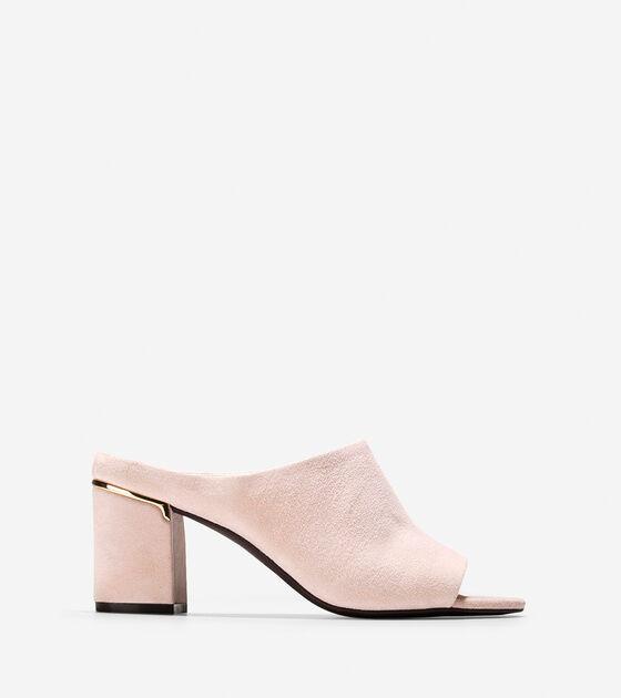 Shoes > Laree Open Toe Mule (65mm)