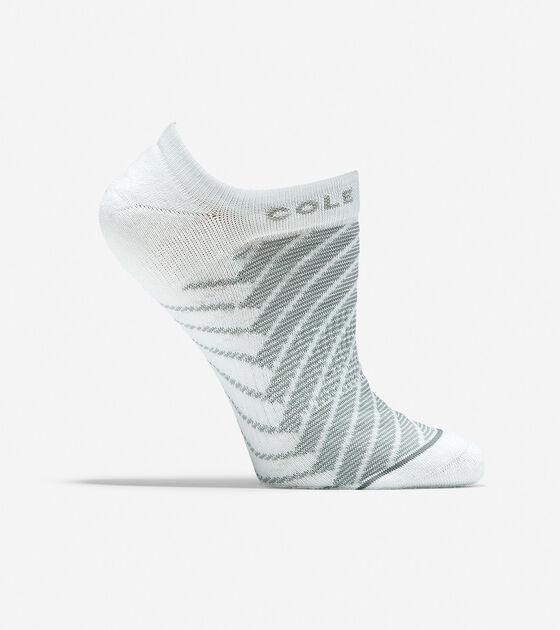 Socks & Tights > ZERØGRAND Textured Low Cut Sock