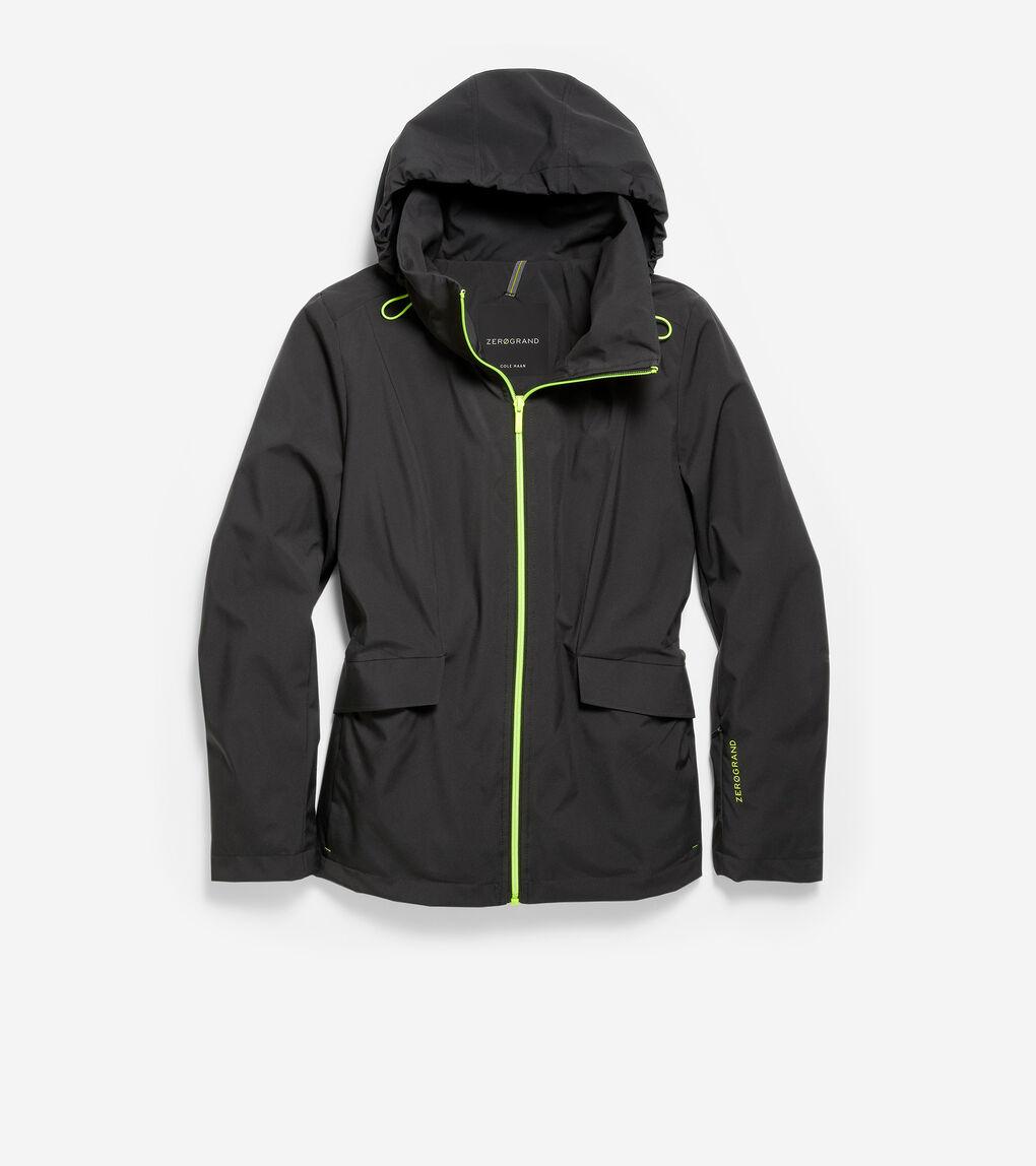 WOMENS ZERØGRAND Short City Jacket