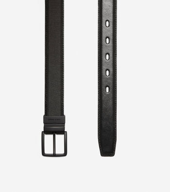 30mm Reversible Flat Strap Belt