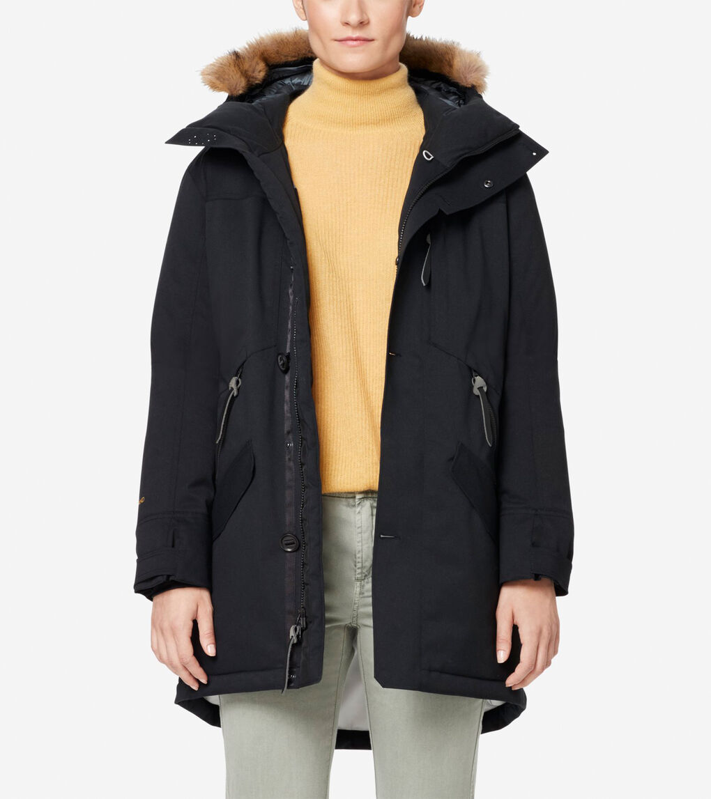 Womens ZERØGRAND Explore Parka