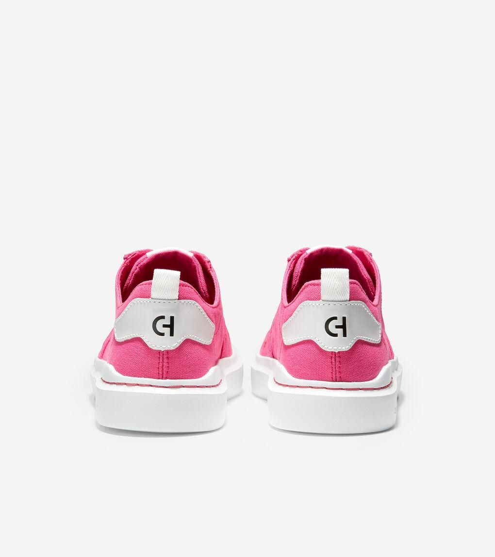 WOMENS GrandPrø Rally Canvas Court Sneaker