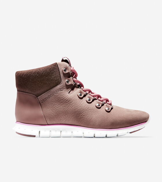 Boots & Booties > Women's ZERØGRAND Waterproof Hiker Boot