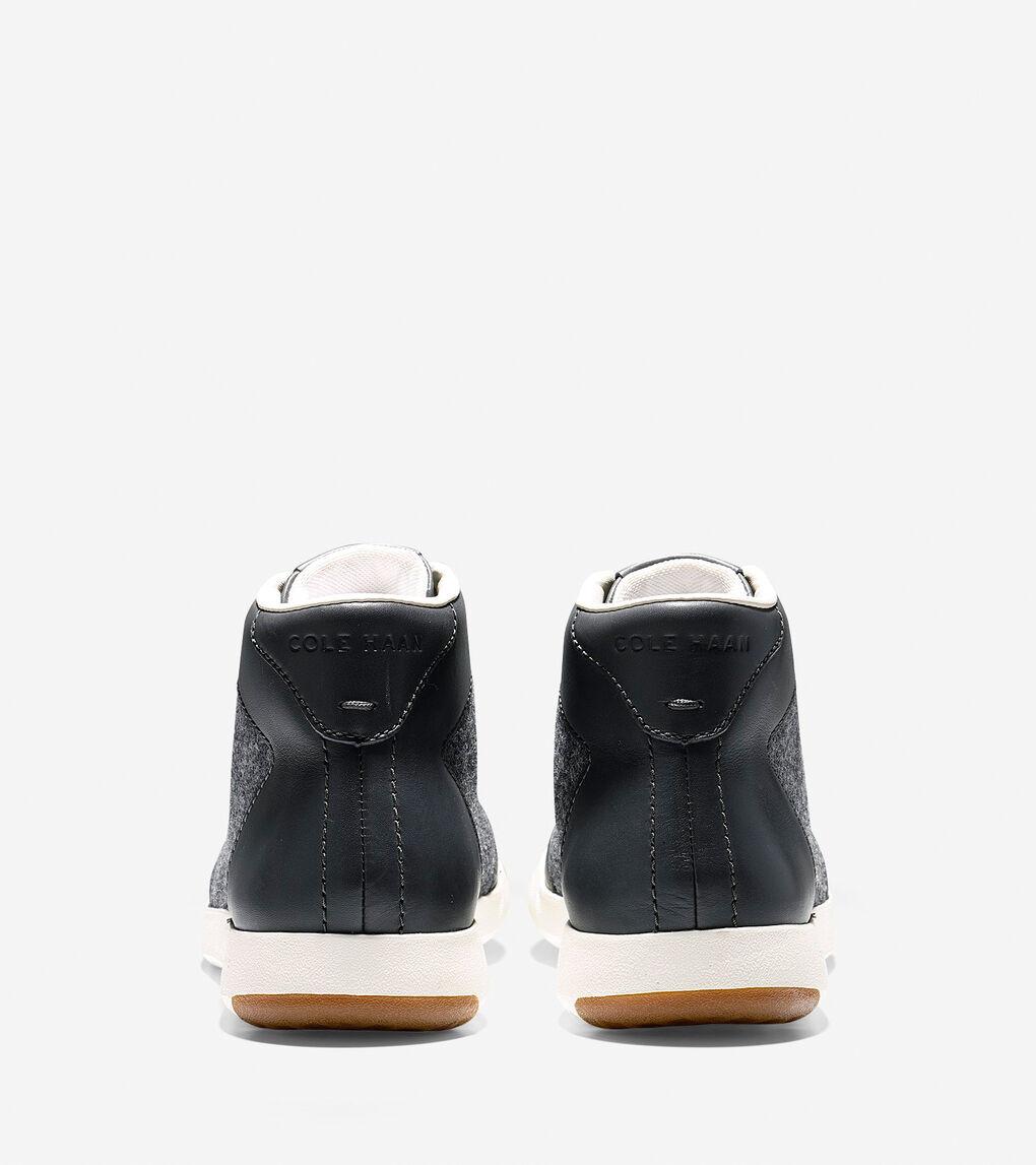 Womens GrandPrø High Top Sneaker