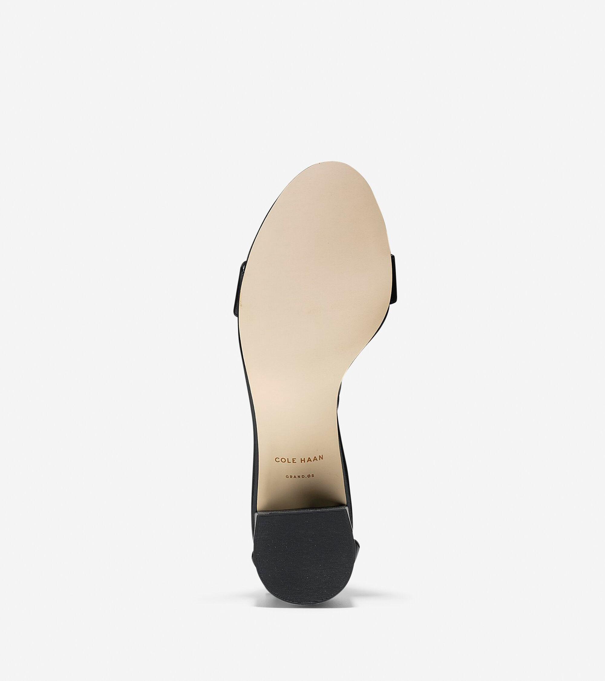 1042912b8d4 Women s Clarette Sandals 65mm in Black Leather