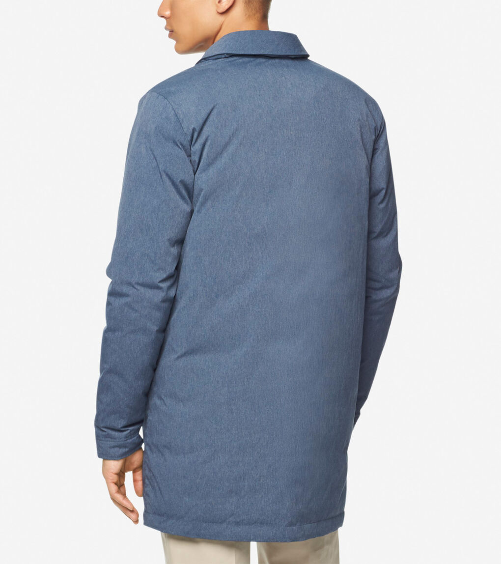 Mens ZERØGRAND Reversible Insulated Jacket