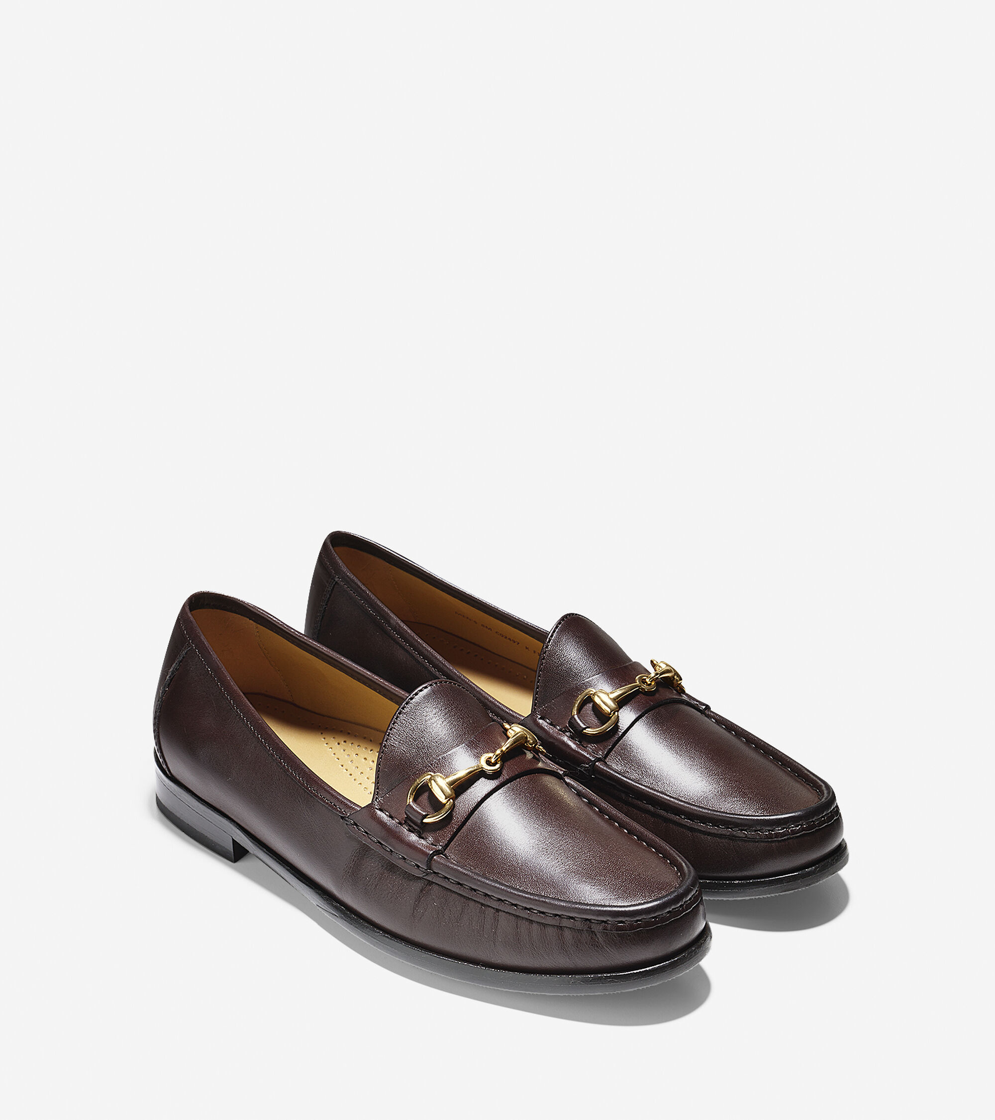b984e4defc5 Men s Ascot Bit Loafers in Dark Brown   Sale