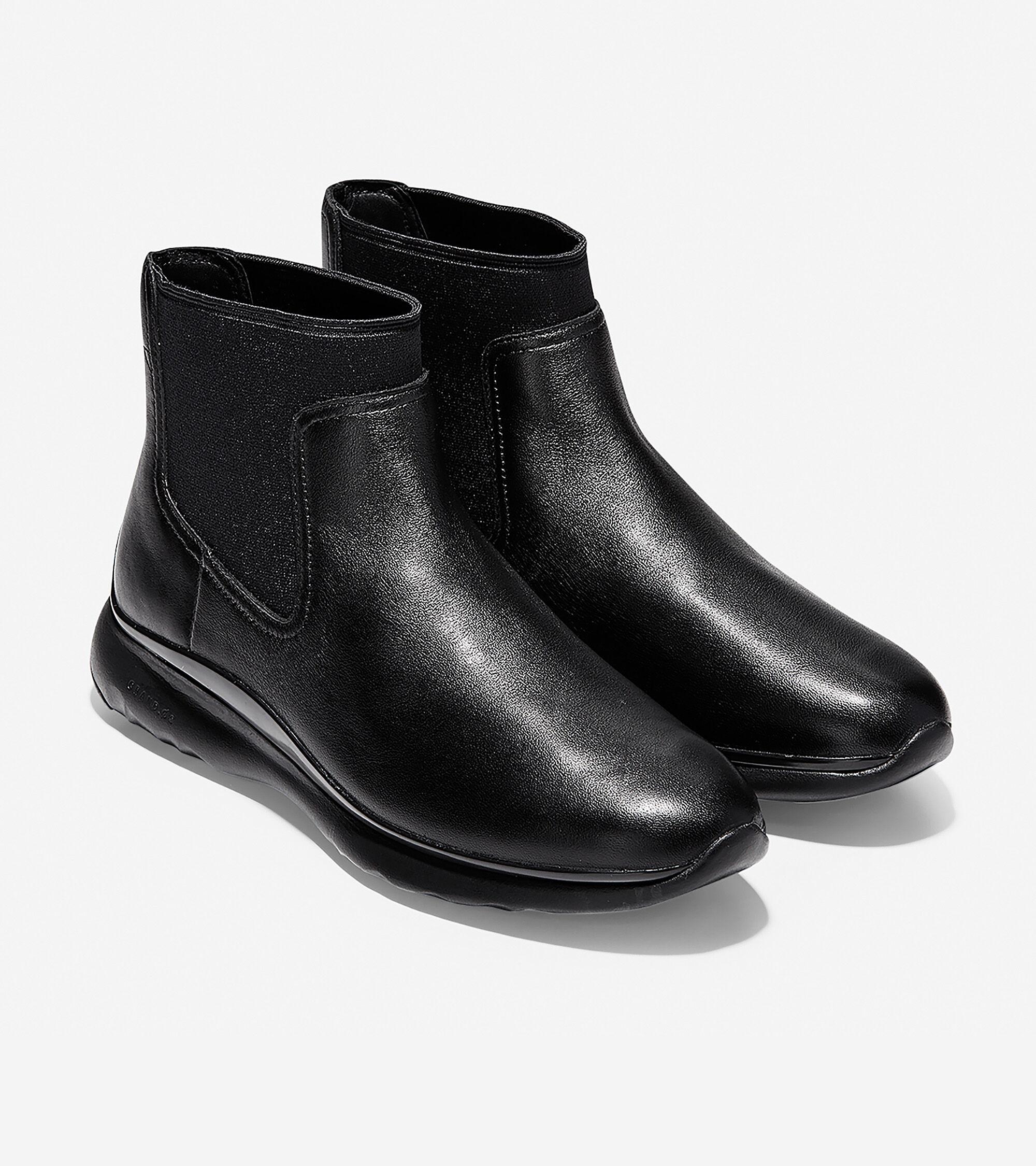 Chelsea Boots in Black   Cole Haan