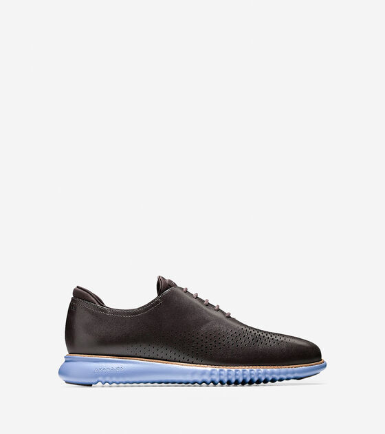 Oxfords > Men's 2.ZERØGRAND Laser Wingtip Oxford